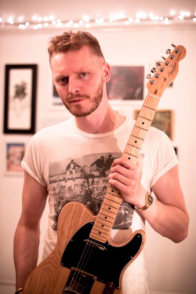 Kevin Burke Guitar